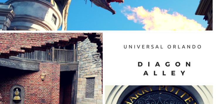12 Cosas que debes saber sobre Diagon Alley **** 12 Things you need to know about Universal Studios Orlando's Diagon Alley