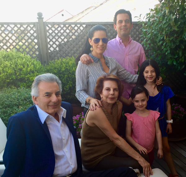 familia vargas llosa