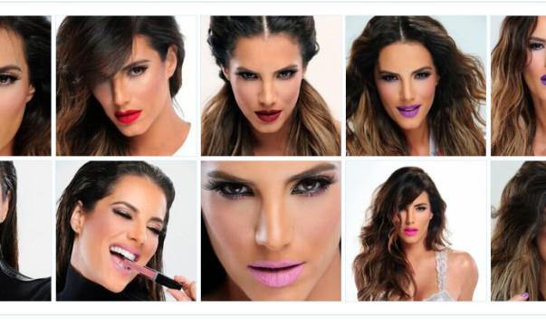 Gaby Espino lipsticks