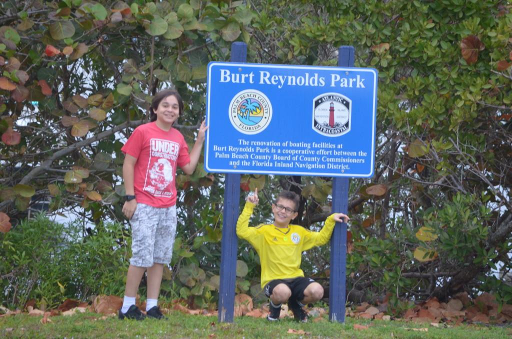 Burt Reynolds park