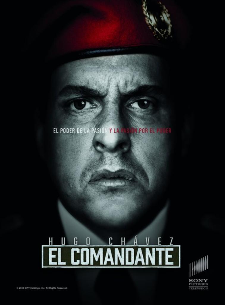 Andres Parra como El Comandante