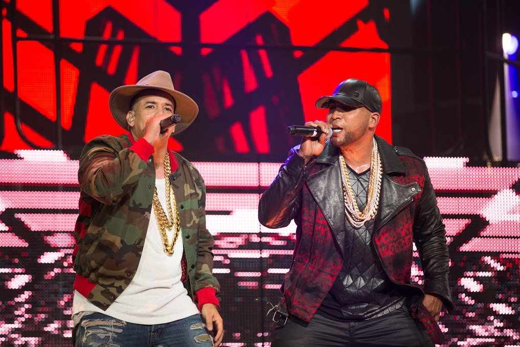 don omar y daddy yankee