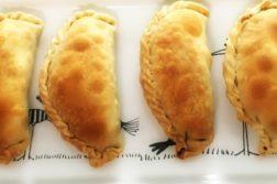 empanadas con jalapeño