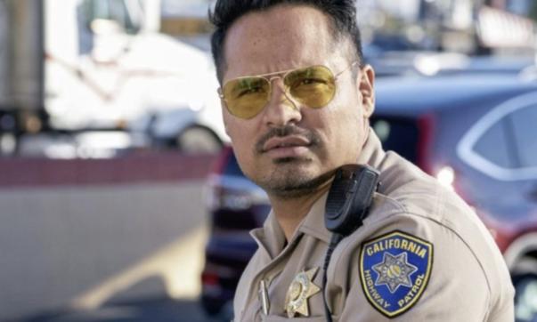 Michael Michael Peña en CHiPSPeña en CHiPS