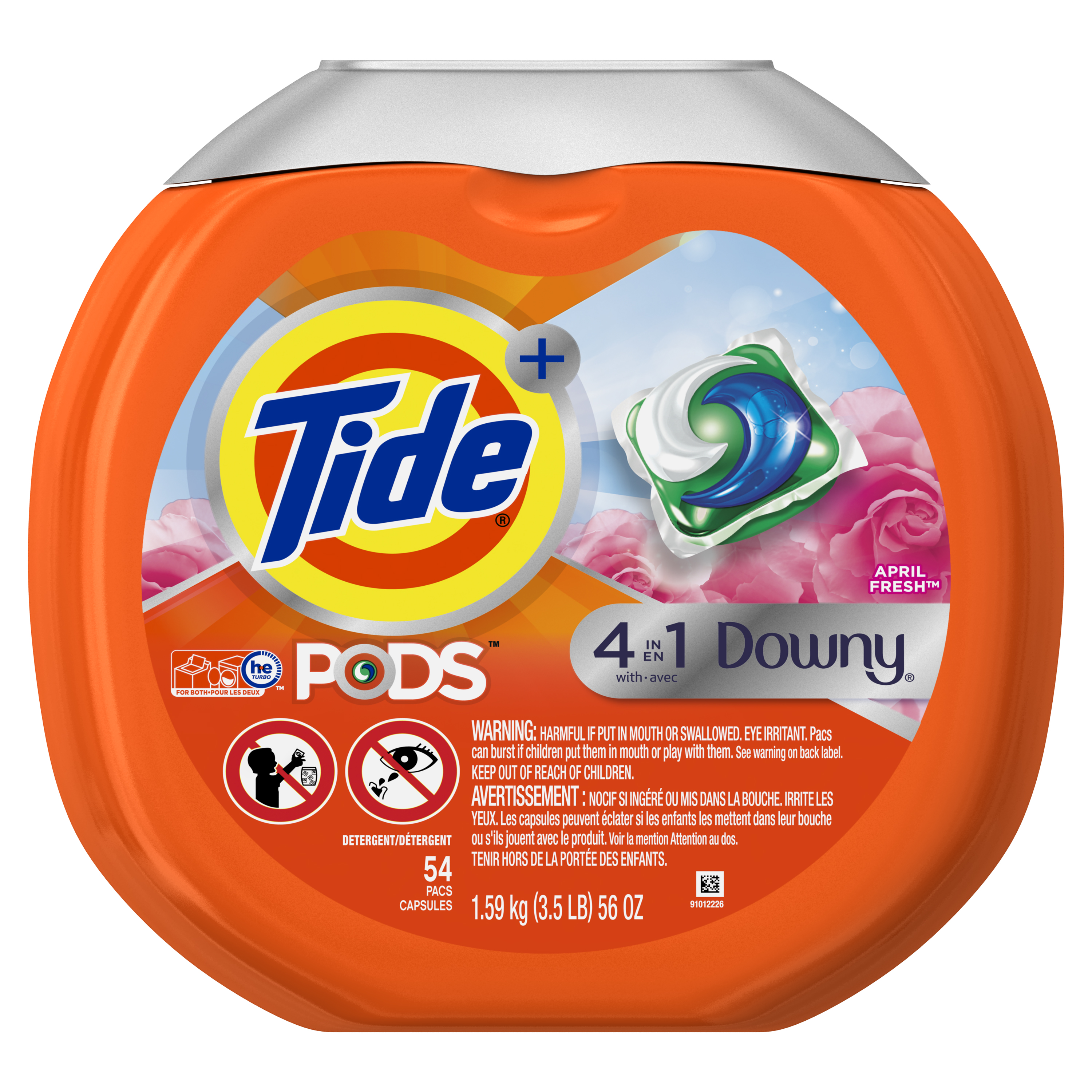 Product Image - Tide PODS Plus Downy Tub